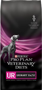 Purina Pro Plan Veterinary Diets UR Urinary Ox/St Dry Dog Food