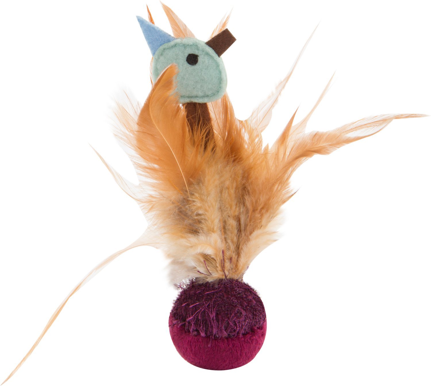 petlinks tweet thing electronic sound feathered cat toy chewy comElectronic Bird Sounds #21