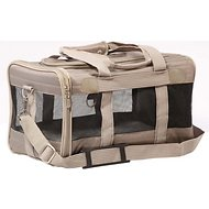 Sherpa Original Deluxe Pet Carrier, Gray, Small