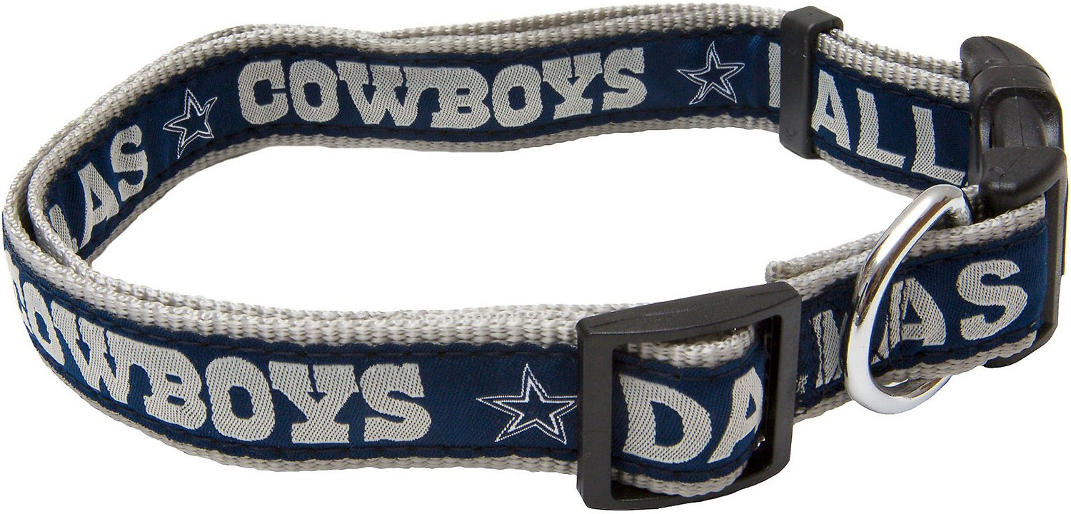 Dallas Cowboys Dog Cat Collar