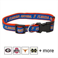 Pets First NCAA Dog Collar, Florida Gators, Medium