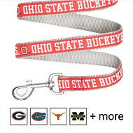 Pets First NCAA Dog Leash, Ohio State Buckeyes, Small