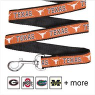 Pets First NCAA Dog Leash, Texas Longhorns, Large