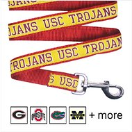 Pets First NCAA Dog Leash, Southern California Trojans, Small