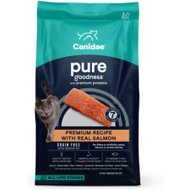 CANIDAE Grain-Free Limited Ingredient Diet PURE Sea with Salmon Limited Ingredient Diet Dry Cat Food, 5-lb bag