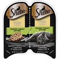 Sheba Perfect Portions Grain-Free Tender Turkey Cuts in Gravy Entree Cat Food Trays