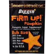 Diggin' Your Dog Firm Up! Pumpkin Super Dog & Cat Supplement, 16-oz bag