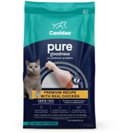 CANIDAE Grain-Free PURE Elements with Chicken Dry Cat Food, 10-lb bag