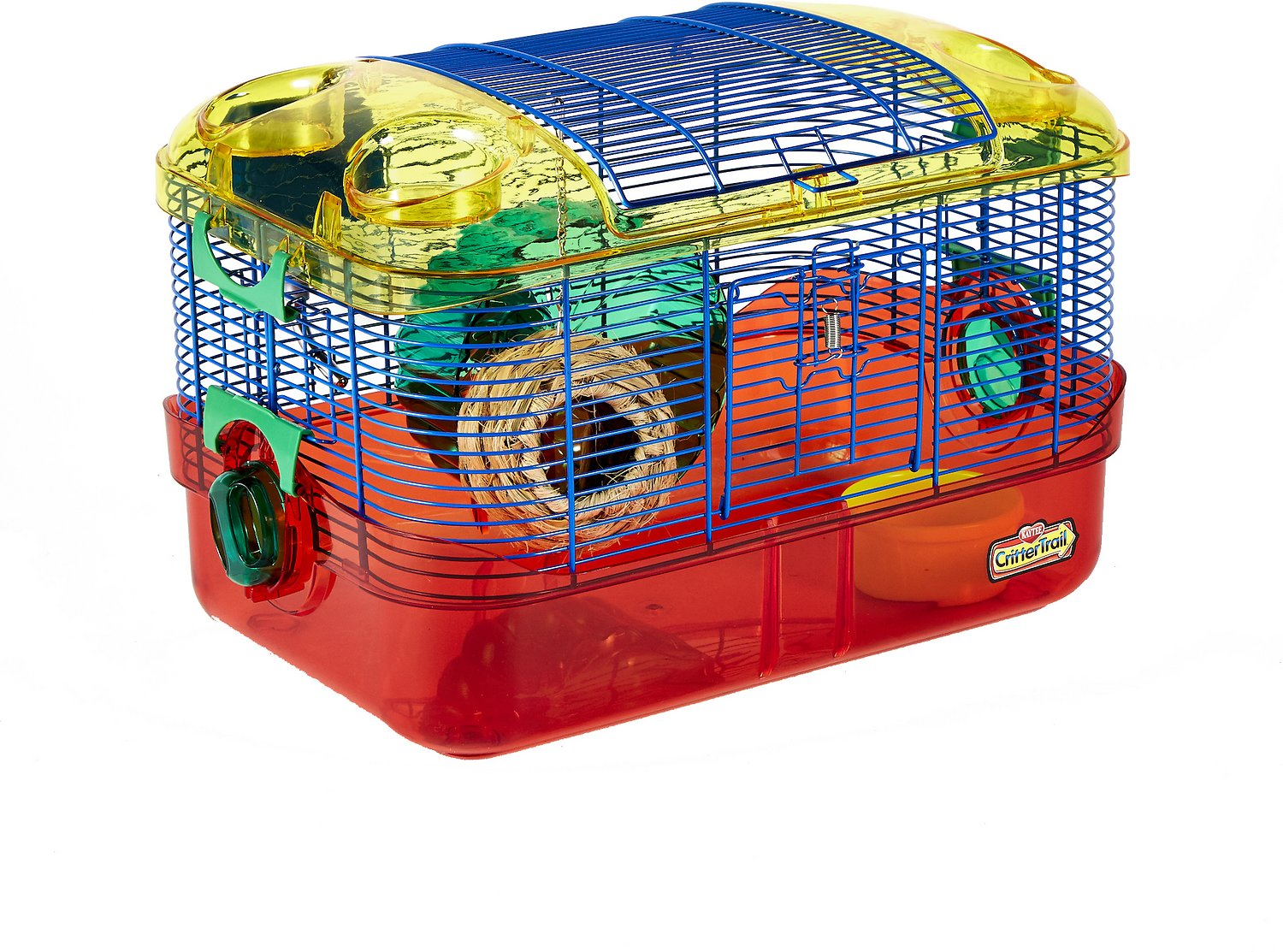 kaytee crittertrail primary small animal habitat 16 in chewy com