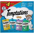 Temptations Feline Favorites Classic Variety Pack Cat Treats