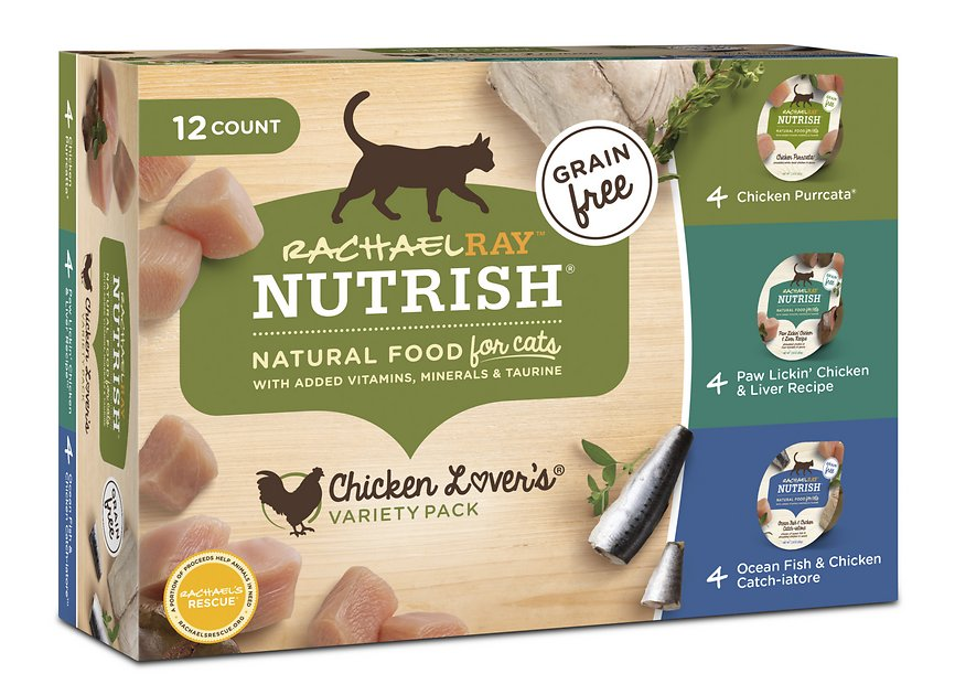 Where To Buy Rachael Ray Wet Cat Food