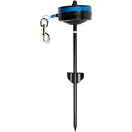 Lixit Retractable Cable Dog Tie Out, Medium