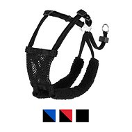 Sporn Non-Pull Mesh Dog Harness, Black, Small