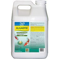 API Pond Algaefix Algae Control Solution, 2.5-gal bottle