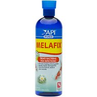 API Pond Melafix for Bacterial Infections in Fish, 16-oz bottle
