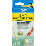 API Pond 5-IN-1 Test Strips, 25 count