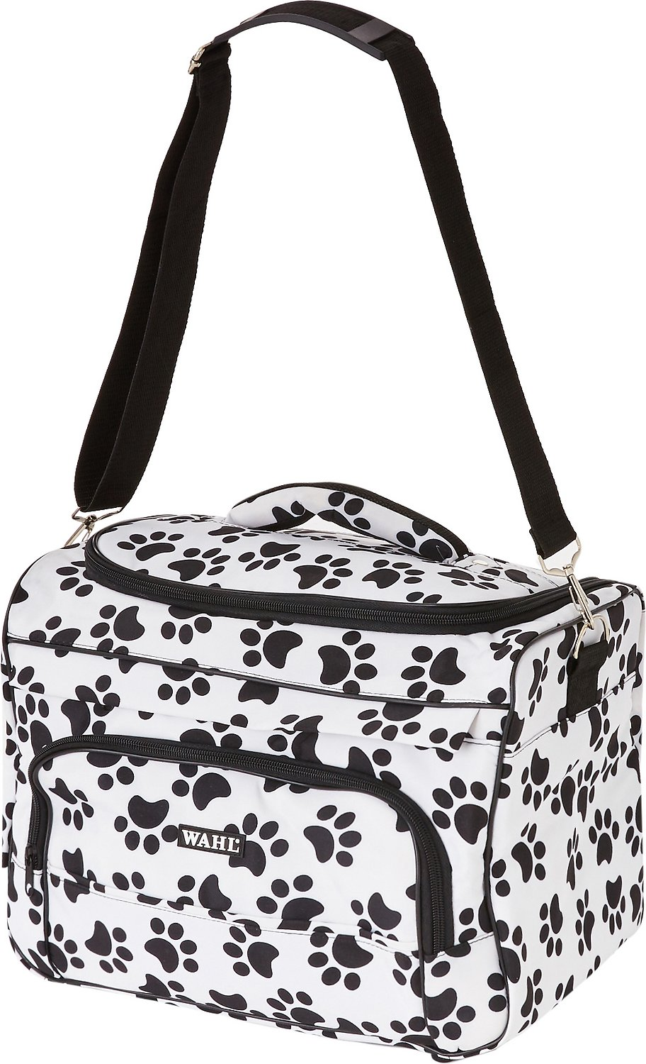 Wahl Paw Print Travel Tote Black