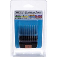 Wahl Stainless Steel Attachment Comb for Detachable Blades, size 1/2-in
