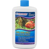Dr. Tim's Aquatics One & Only Live Nitrifying Bacteria for Freshwater Aquariums, 8-oz bottle