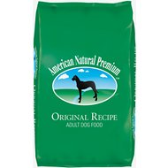 American Natural Premium Original Recipe Dry Dog Food, 25-lb bag