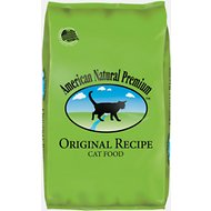 American Natural Premium Original Recipe Dry Cat Food, 12-lb bag
