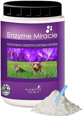 Nusentia Enzyme Miracle Digestive & Metabolic Dog & Cat Supplement