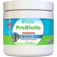 Particular Paws ProBiotic Powdered Dog & Cat Supplement, 8-oz jar