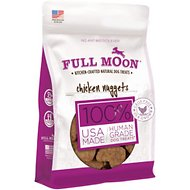 Full Moon Chicken Nuggets Dog Treats, 12-oz bag