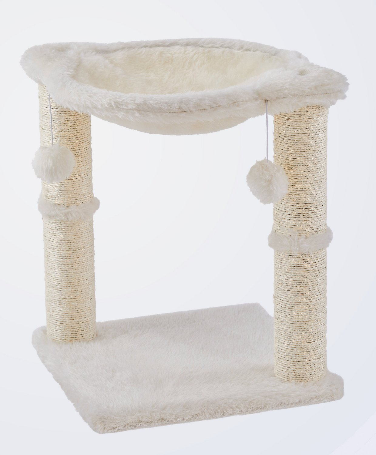 Frisco 20-in Cat Tree, Ivory