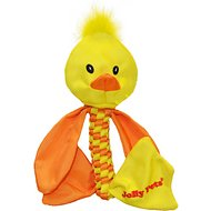 Jolly Pets Flathead Duck Dog Toy, Large