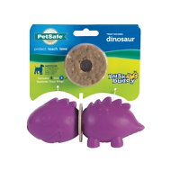 Busy Buddy Dinosaur Dog Toy, Medium