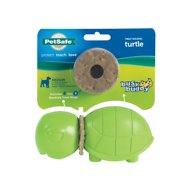 Busy Buddy Turtle Dog Toy, Medium