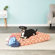 Molly Mutt Papillon Square Dog Duvet Cover, Medium/Large