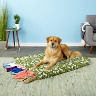 Molly Mutt Amarillo by Morning Square Dog Duvet Cover, Huge