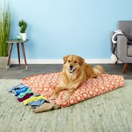 Molly Mutt Papillon Square Dog Duvet Cover, Huge