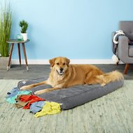 Molly Mutt Rough Gem Square Dog Duvet Cover, Huge