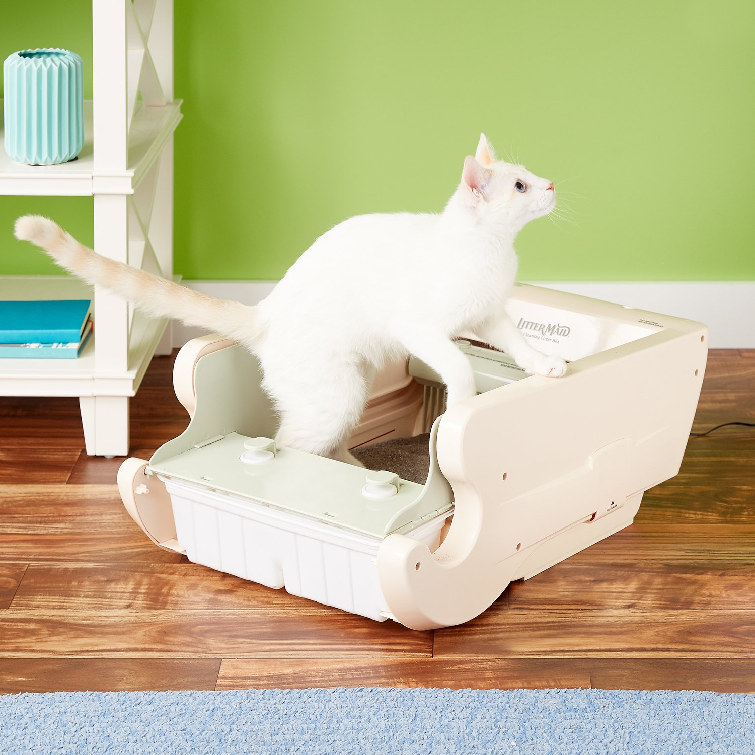 Littermaid Classic Series Automatic Self Cleaning Cat Litter Box
