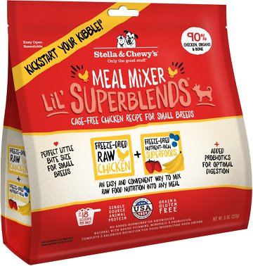5. Stella & Chewy's Lil' SuperBlends