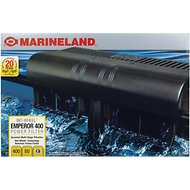 Marineland Bio-Wheel Emperor 400 Aquarium Power Filter, 80-gal