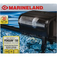Marineland Bio-Wheel Penguin Aquarium Power Filter, 30-gal