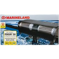 Marineland Bio-Wheel Penguin Aquarium Power Filter, 75-gal