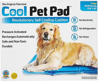 The Green Pet Self Cooling Dog Pad