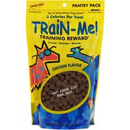 Crazy Dog Train-Me! Chicken Flavor Dog Treats, 1-lb bag