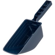 IRIS 2-Cup Pet Food Scoop, Navy