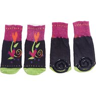 Ultra Paws Doggie Socks for Dogs, Gerty, Medium