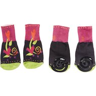 Ultra Paws Doggie Socks for Dogs, Gerty, Large