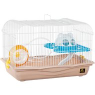 Prevue Pet Products Beige Hamster Haven, Large