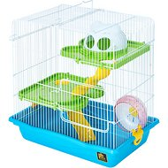 Prevue Pet Products Blue Hamster Haven, Medium