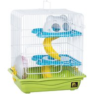 Prevue Pet Products Green Hamster Haven, Small