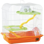 Prevue Pet Products Orange Hamster Haven, Medium